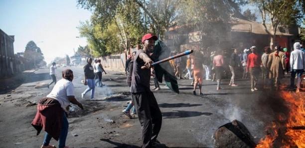 Emeutes contre les migrants : Hsf exige l'assignation de Pretoria devant la Cpi