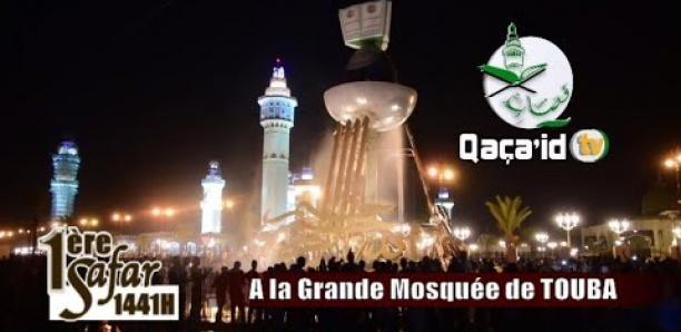 EN DIRECT TOUBA: Magal 1ère SAFAR à la Grande Mosquée