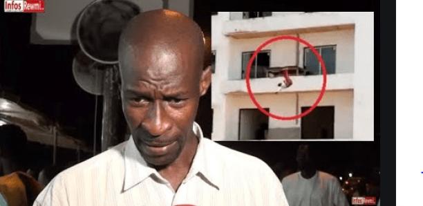 Massalikoul Jinaan: Voici l'ouvrier qui a fait une chute de 75m