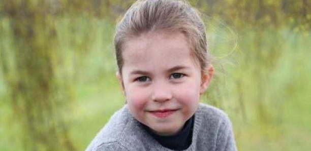 Pour les 4 ans de sa fille Charlotte, Kate Middleton partage des photos inédites