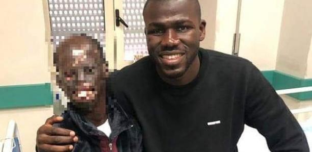Naples: Ce geste noble de Kalidou Koulibaly envers un Sénégalais