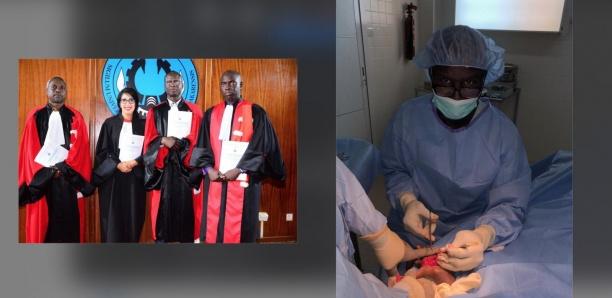 [PORTRAIT] Gabriel Ngom : La gloire pédiatrique