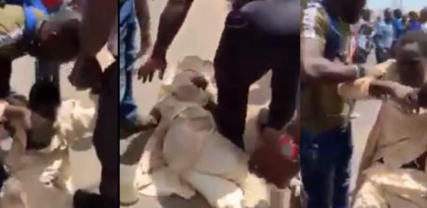 Cet agresseur tue un homme avec un marteau, il se fait rattraper et lynché par la foule