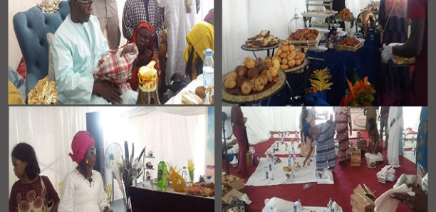[Photos] Médinatoul Salam : le petit déjeuner royal de Serigne Saliou...
