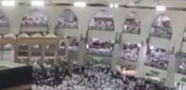 Un pèlerin se suicide à la mosquée de La Mecque