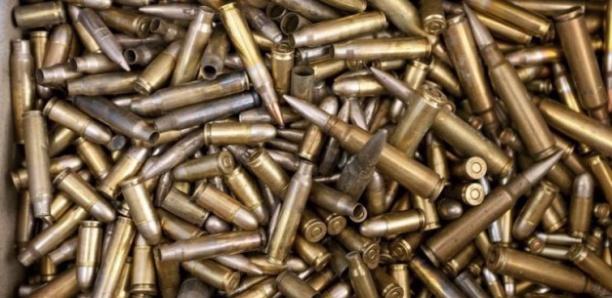 Arsenal de guerre : A Pire, la gendarmerie saisit 3900 munitions destinées à des groupes armés en Mauritanie