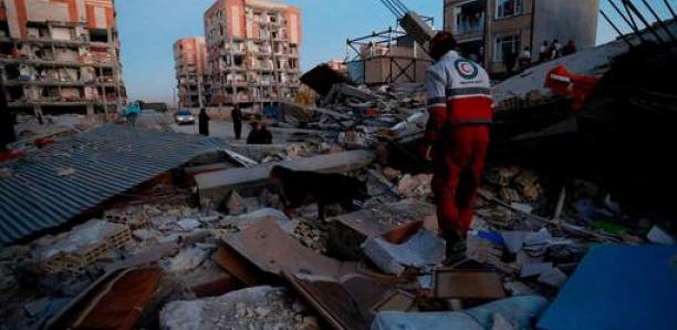 Des dizaines de blessés à la suite d'un séisme en Turquie