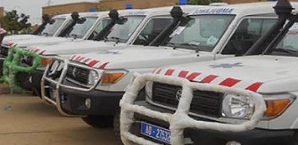 Cinq ambulances médicalisées pour des Centres universitaires