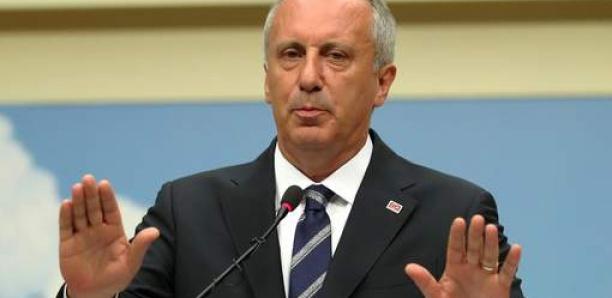 Le principal rival d'Erdogan