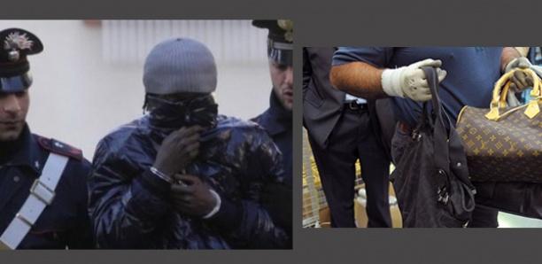 Italie : 9 Sénégalais arrêtés pour...