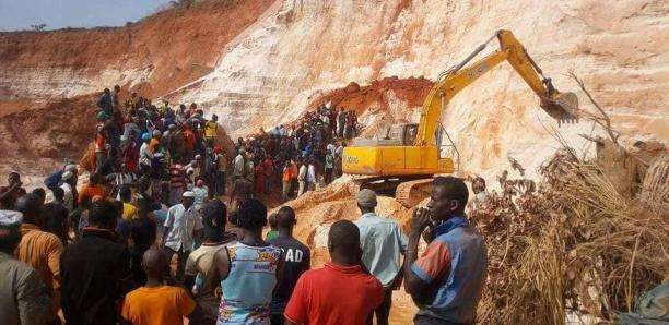 Guet Ardo (Coki) : Un enfant de 09 ans périt dans l'éboulement d'une carrière de sable