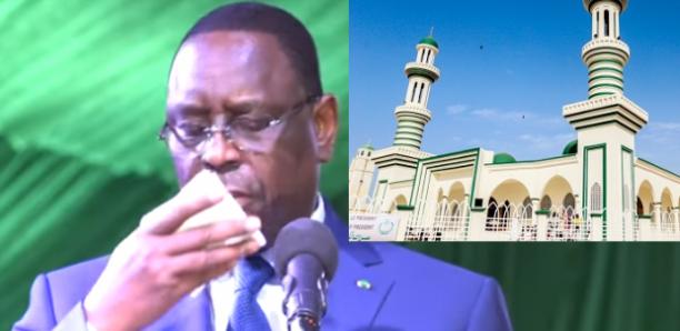 Macky Sall interrompt son discours: « Maa Bayii Joumoua Jii Nodou Ba Parée »