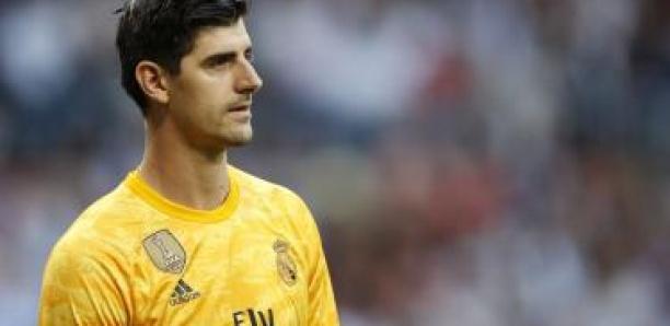 Thibaut Courtois ne souffre pas « d'anxiété » d'après le Real Madrid