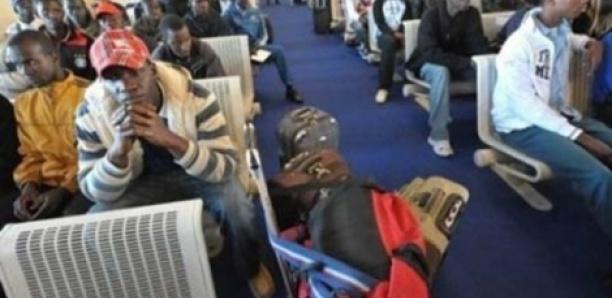 Plus 400 Sénégalais expulsés d'Espagne en…