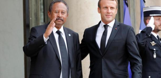 Soudan: la France apporte son soutien financier au gouvernement de transition