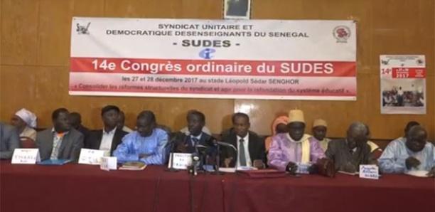 plateforme revendicative : Le Sudes/Esr pose ses conditions