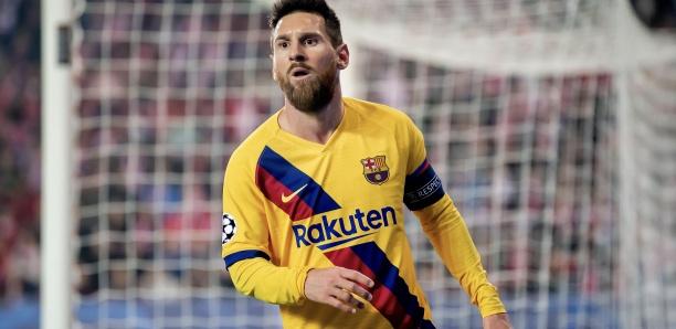 Record : Messi entre un peu dans la légende de la Ligue des champions