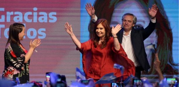 En Argentine, le péroniste Alberto Fernandez remporte la présidentielle dès le premier tour
