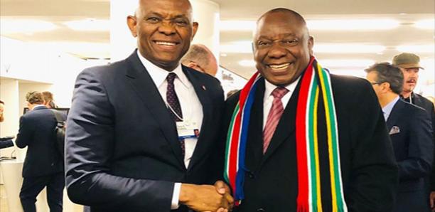 Davos : l'Afrique donne un boost au libre-échange au moment où les barrières mondiales se durcissent