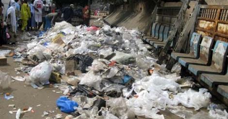 Image - Rassoul Ba, Brigade hygiène : «Notre pays a des difficultés pour être propre»