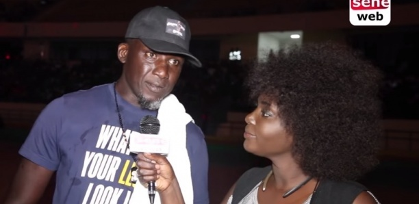 Assane Diouf reprend ses insultes