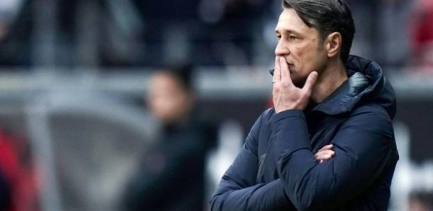 Football: le Bayern Munich limoge son entraîneur Niko Kovac