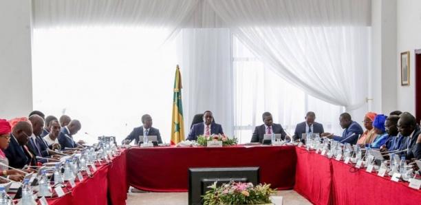 Conseil des ministres : La prochaine réunion prévue à Diamniadio