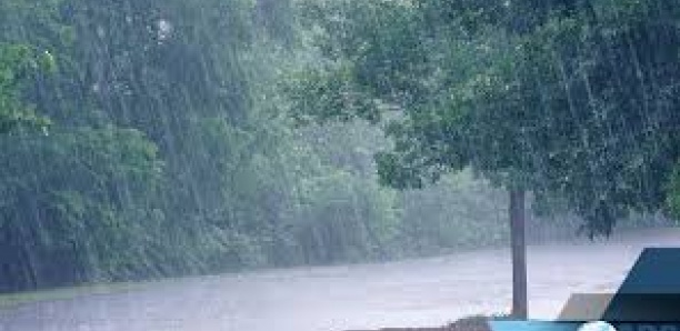 Des activites pluvio-orageuses sur le sud et l'est pour les prochaines 72H (ANACIM)