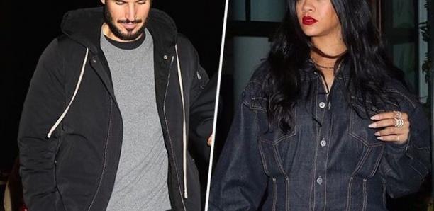 Rihanna : un mariage et un bébé avec son chéri Hassan Jameel... les photos qui en disent long