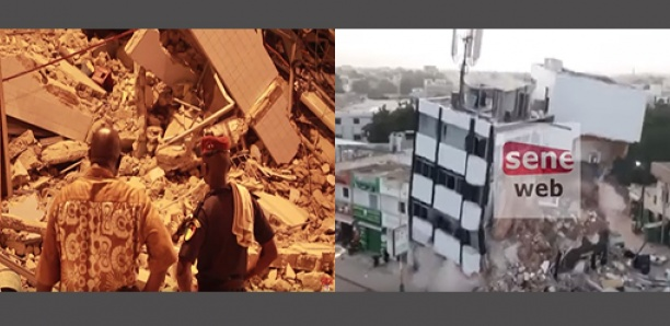[MICRO-TROTTOIR] Touba : Les populations expriment leurs inquiétudes après l'effondrement d'une bâtisse