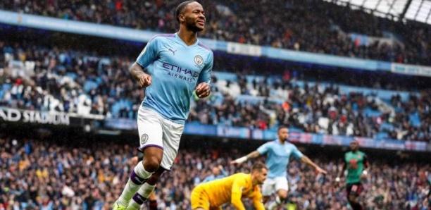 Mercato - Man City : le Real Madrid va observer Sterling