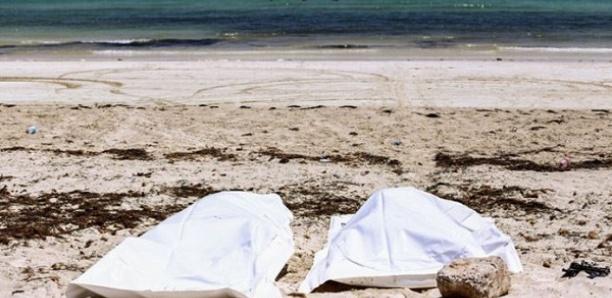Les corps de 38 migrants repêchés après un naufrage en Tunisie