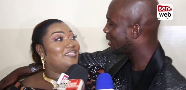 Bijou Ngoné à l'anniversaire Pama :