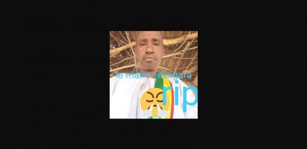 Mamadou Sow, maire de Vélingara-Ferlo est décédé