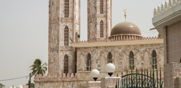 Construction mosquée de Tivaouane:  Le Khaife appelle à une mobilisation de fonds
