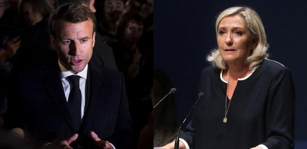 Présidentielle 2022. Macron et Le Pen au coude à coude au premier tour