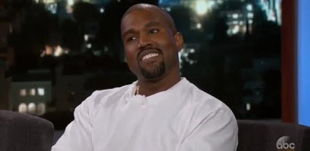 Kanye West explique pourquoi il est resté sans voix face à une question sur Donald Trump [Vidéo]