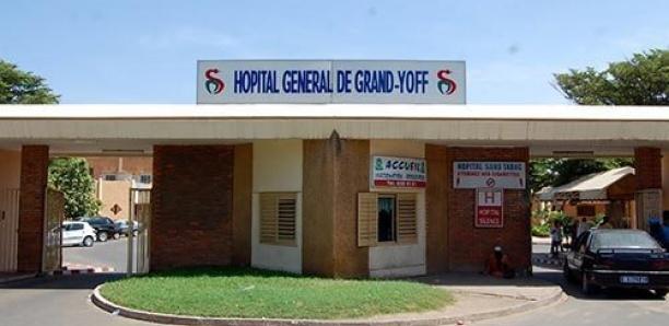 Çà a chauffé à l'hôpital de Grand-Yoff ce matin