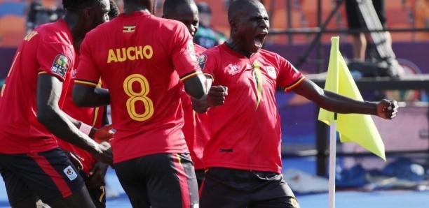 L'Ouganda créé la surprise en battant la RDC