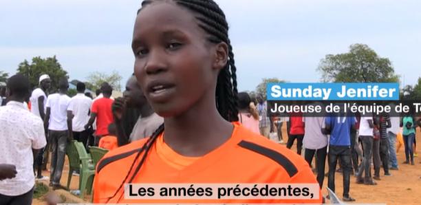 Le Soudan du Sud lance sa ligue de football féminin