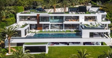 « Billionaire », la maison la plus chère des USA, est à vendre
