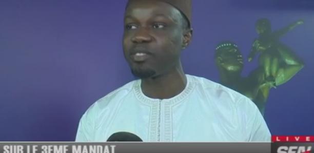 Sonko sur la plainte de Mamour Diallo: