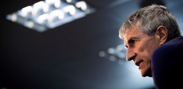 Barça : le terrible constat de Quique Sétien