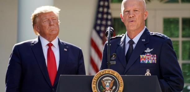 Donald Trump lance un commandement militaire de l'espace