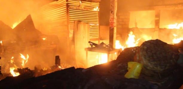 Incendie de Ziguinchor : Le lancement des Vacances citoyennes chamboulé