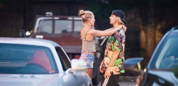 Photos : Justin Bieber et Hailey Baldwin : Pause romantique dans Les Hamptons !