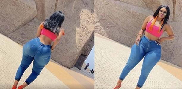 La fille aux formes généreuses qui enflamme Dakar