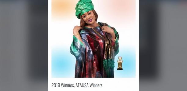 Titi distinguée aux État-Unis meilleure artiste féminine 2019