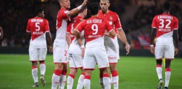 Ligue 1 : Monaco s'impose à Nantes et se rapproche de l'Europe