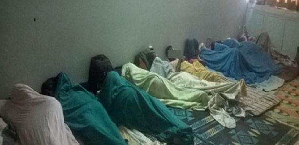 Etudiants sortants de la Fastef : Un 5e gréviste évacué à l'hôpital